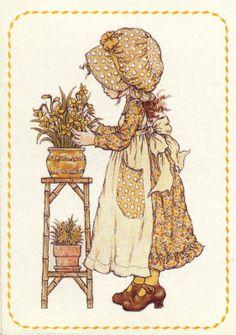 Sarah Kay Sarah Key, Holly Hobbie, Sarah Kay Imagenes, Decoupage, Kids Patterns, Digi Stamps, Illustrations, Cute Illustration, Vintage Children