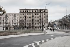 Warsaw City, Poland, Street View, Lost, Prague, History, Ignition Coil