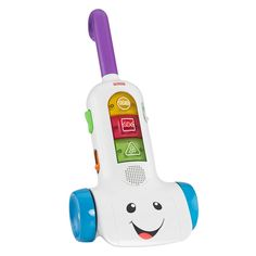 """Fisher-Price Laugh & Learn Smart Stages Vacuum - Fisher-Price - Toys """"R"""" Us"""