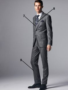 The Complete Guide to Suits: 57 Rules of Style: Rules of Style : Details