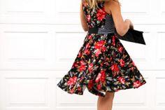 Easy Swing Dress DIY