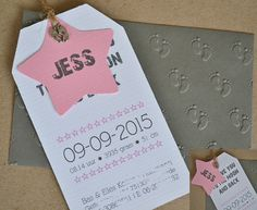 Geboortekaartjes - labels | Joy@home