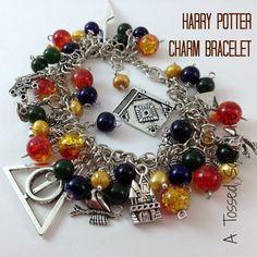 My Mom Made That: Harry Potter Charm Bracelet