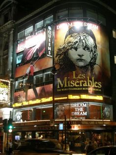 West End in London. Shows seen so far = Les Miserables, Jersey Boys, Phantom of the Opera, Chicago & Wicked. So many still to see! Queens Theatre, Theatre Shows, Arts Theatre, London Night, London City, Nyc, Westminster Cathedral, West End Theatres, Jersey Boys