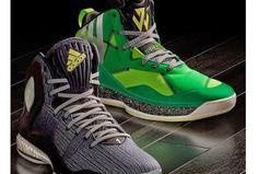 THE SNEAKER ADDICT: Adidas John Wall 1 + D.Rose 5 Xmas
