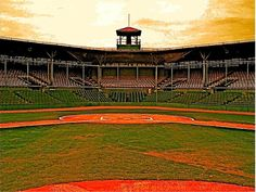 Rickwood Field - Birmingham, AL. The oldest ballpark in the Country.
