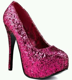 Pink..shiny...I'm in love!