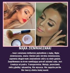 Notice: Undefined variable: desc in /home/www/weselnybox.phtml on line 23 Beauty Secrets, Diy Beauty, Beauty Hacks, Love My Body, Perfect Body, Girl Tips, Simple Life Hacks, Natural Cosmetics, Good Advice