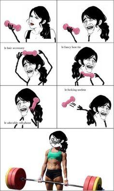 #crossfit hahahahaha i love this
