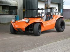 VW Beach / Street Buggy 1600 turbo