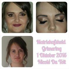 Matric Farewell Makeup