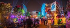 New York Festival of Lights Brightens Up Brooklyn #bigappled #nyc #newyork