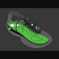 How would you like to take advantage of all the energy you produce by walking and running errands? If harvested it could be used to charge your devices and that's what #PowerSole aims to do. #kineticenergy #innovative #energy #keepfit #Technology #tech #Viatec Viatec.do