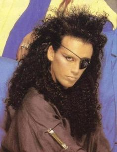 Pete Burns of Dead Or Alive