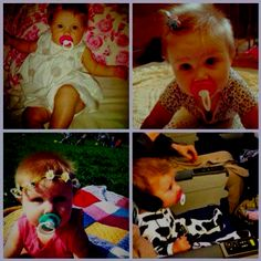 Baby Lux... Most adorable baby ever!