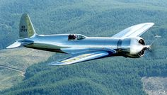 #Hughes H-1 Racer, one of the fastest airplanes of its time. And, of course, it looks great.