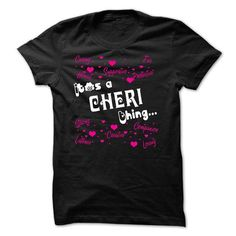 CHERI is Awesome - #white tee #tee women. GET YOURS => https://www.sunfrog.com/Names/CHERI-is-Awesome-47933098-Guys.html?68278