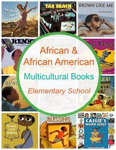 African & African American - Multicultural Children's Books - Elementary School - Ages 5 to 10