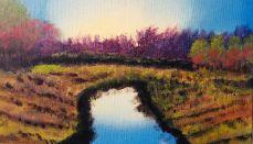 Peisaj de toamna – Daniela's Art of Hobby Vineyard, Diy, Outdoor, Outdoors, Bricolage, Vine Yard, Do It Yourself, Vineyard Vines, Outdoor Games