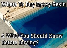 Choosing the correct epoxy resin is critical to the success of your project. - Epoxy Resin Projects - Choosing the correct epoxy resin is critical to the success of your project. Epoxy Resin Table, Epoxy Resin Art, Diy Epoxy, Epoxy Resin Countertop, Epoxy Resin Flooring, Resin Pour, Resin Molds, Silicone Molds, Diy Resin Crafts