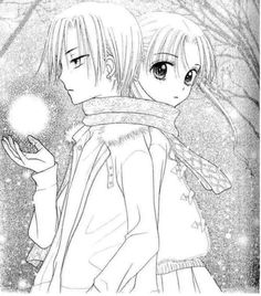 This is an amazing anime and the manga is even better! One of my favourite anime/manga series so far! Anime Drawings Sketches, Manga Drawing, Anime Couples, Cute Couples, Alice Academy, Natsume And Mikan, Otaku, Photo Manga, Manga Couple
