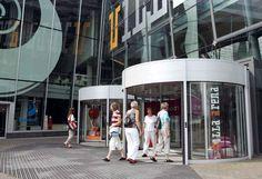 Project: Villa Arena  Land:Nederland  Plaats:Amsterdam  Product:Duotour  Segment:Retail, Supermarkten & winkelcentra