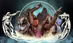 Destiny Game, Funny Art, Back In The Day, Videos, Comic Art, In This Moment, Pints, Game 1, Cloak