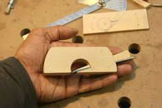 Low angel shoulder plane DIY (Div style plane) #3: Making the body part two.