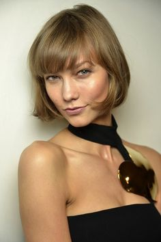 Karlie Kloss 2013 Haircut