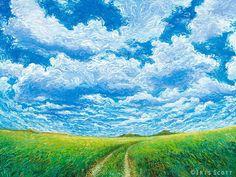 iris scott finger painting | fine-art-finger-paintings-by-iris-scott-8
