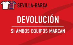 el forero jrvm y todos los bonos de deportes: sportium bono 50 euros devolucion Liga Sevilla vs ...