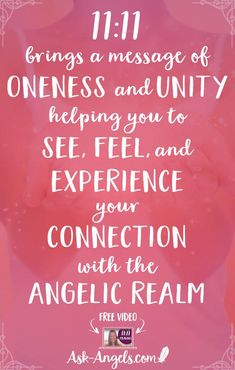 brings a message of oneness and unity helping you to see, feel, and experience your connection with the Angelic realm. Sacred Meaning, Spiritual Meaning, Spiritual Guidance, Meaning Of Life, Spiritual Awakening, Astrology Meaning, Number Meanings, Healing Words, Angel Numbers