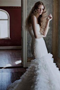 True Romance | Anne-Sofie List | Katrine Rohrberg #photography | Jesper Høvring Spring 2012 Campaign