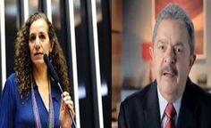 O Empenho Notícias & Afins: Lula vai se empenha para colocar Jandira Feghali n...