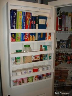 DIY Pantry Storage