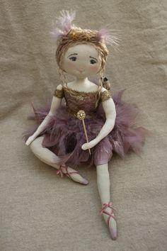 La fée Lila au ballet de l'opéra