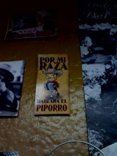 """Piporro en """"La Bartola"""""""