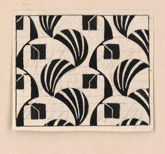 Design is fine. History is mine. — Koloman Moser, design drawings, Vignetten,...