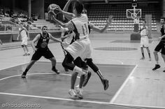 Asiste en el aire #JoséGonzález. #UALucentum 40-60 #CBBenidorm, jornada 5 de liga #EBA #GrupoEA. 2 de noviembre de 2014