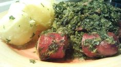 German, Ethnic Recipes, Food, German Recipes, Potato, Christmas Time, Food Food, Simple, Deutsch