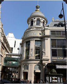 A day in Paris - Printemps Department Store