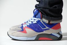 """Saucony Spring/Summer 2012 """"Packer Collection"""""""