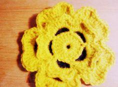 Crochet by Miss 11! #mycreativespace