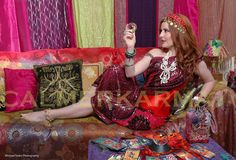 FORTUNE TELLERS FOR EVENTS AND PARTIES - GYPSY THEME-LONDON, BIRMINGHAM…