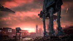 Star Wars The Battle of Jakku