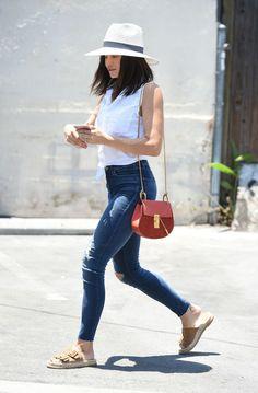Jenna Dewan summer style