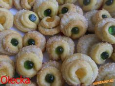 Tvarohové růžečky | Mimibazar.cz Doughnut, Desserts, Food, Meal, Deserts, Essen, Hoods, Dessert, Postres