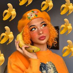 It is time you introduce some yellow aesthetic colors in your life! Everything from nail art ideas to room décor involving yellow hues is gathered here! Aesthetic Hair, Aesthetic People, Aesthetic Colors, Aesthetic Makeup, Orange Aesthetic, Aesthetic Drawing, Summer Aesthetic, Aesthetic Grunge, Aesthetic Vintage