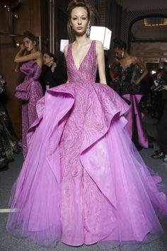 Zuhair Murad Spring 2017 Couture Fashion Show Details, Paris Couture Fashion Week, PFW, Runway, TheImpression.com - Fashion news, runway