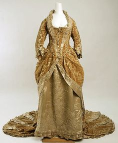 gdfalksen:  Wedding Dress 1881 United States MET